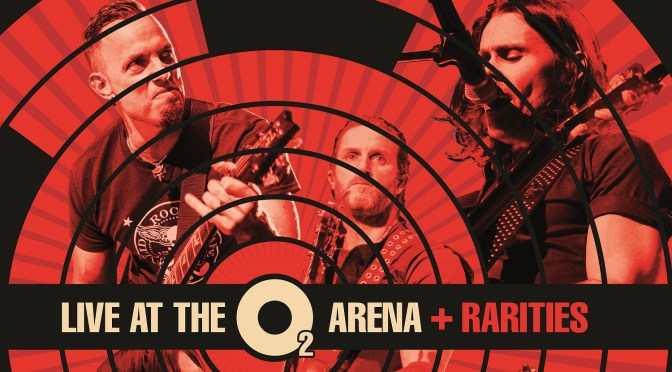 Review: Alter Bridge's Live At The O2 Arena + Rarities