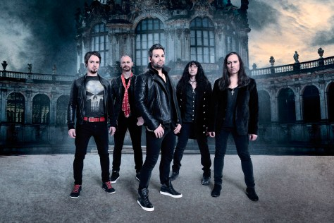 Eden's Curse Revisited Being Released August 25TH Via AFM Records
