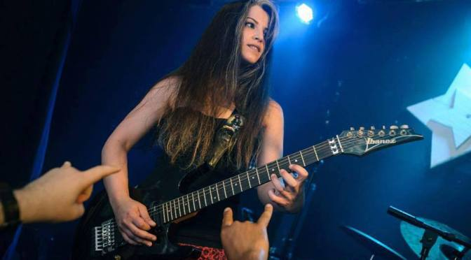 New Artist Alert: Guitarist Shani Kimelman