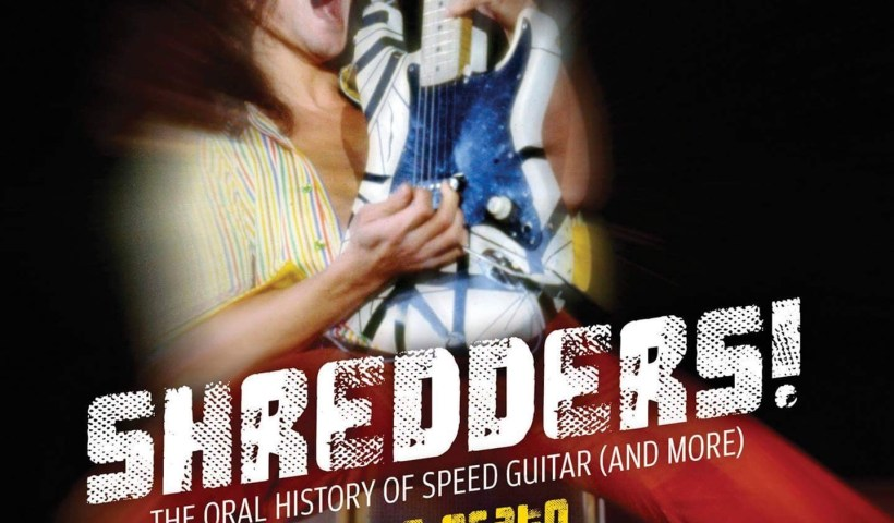 Author Greg Prato Discusses His Book Shredders And His Future Releases