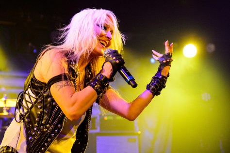 Warlock Is Back! Doro Discusses Tour, Ronnie James Dio And Future Warlock and Doro Albums