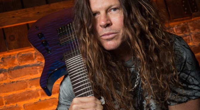 Act of Defiance Master Guitarist Chris Broderick Talks New Album And Guitar Line