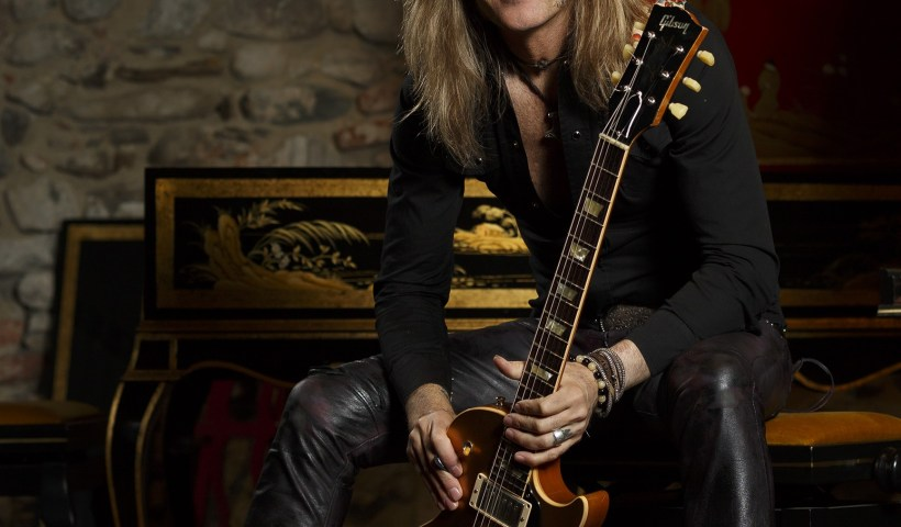 Doug Aldrich Discusses The New Revolution Saints Record And Future Burning Rain Plans