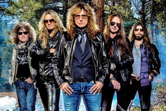 """Whitesnake To Release New Album """"Flesh & Blood"""" In 2018"""