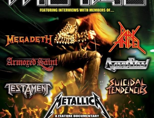 "Inside Metal's ""Rise of L.A. Thrash Metal"" DVD (Part One) to Hit Stores on January 19, 2018"