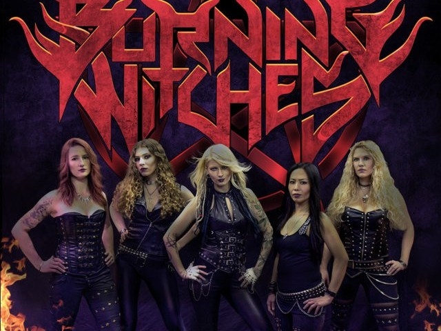 Nuclear Blast Signs Metal Sensations Burning Witches