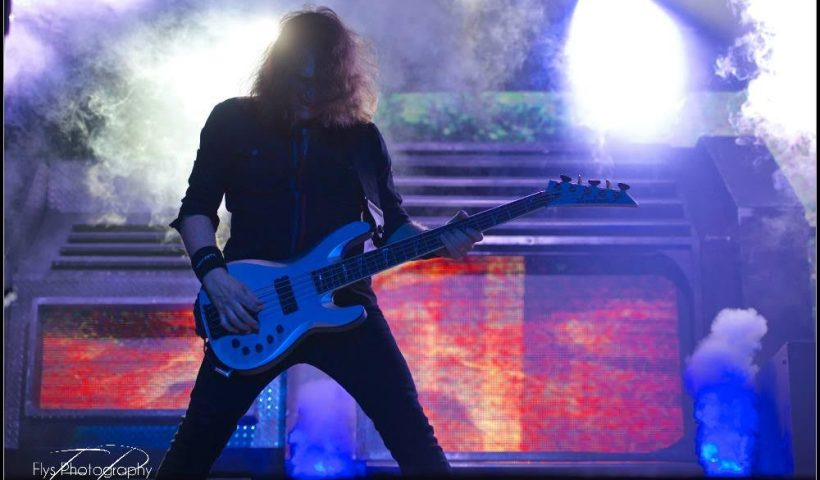 David Ellefson Discusses Coffee, Combat Records, Megadeth And More!