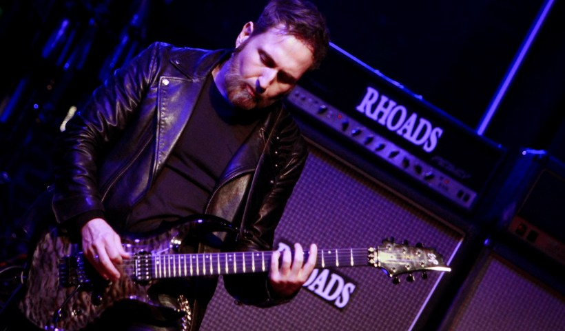 From Madonna To Prong, Monte Pittman Has A Diverse Resume