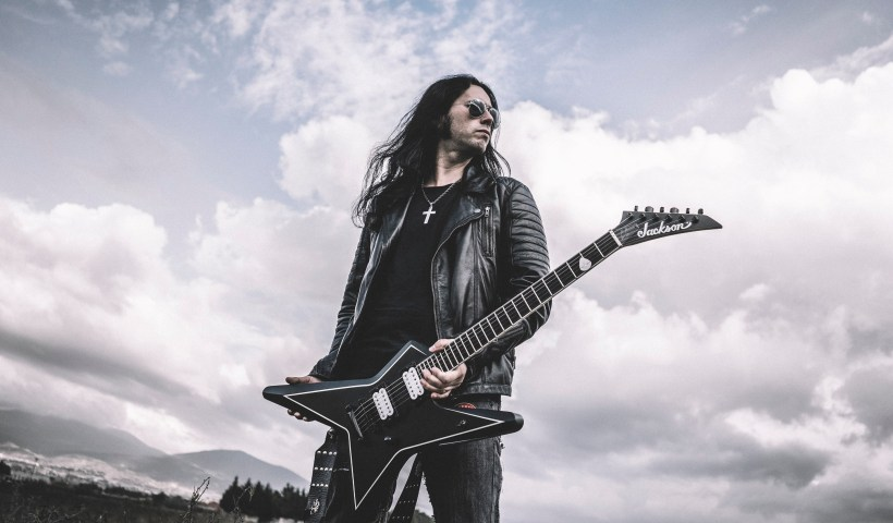 Gus G Discusses His New Album Fearless And Ozzy Osbourne