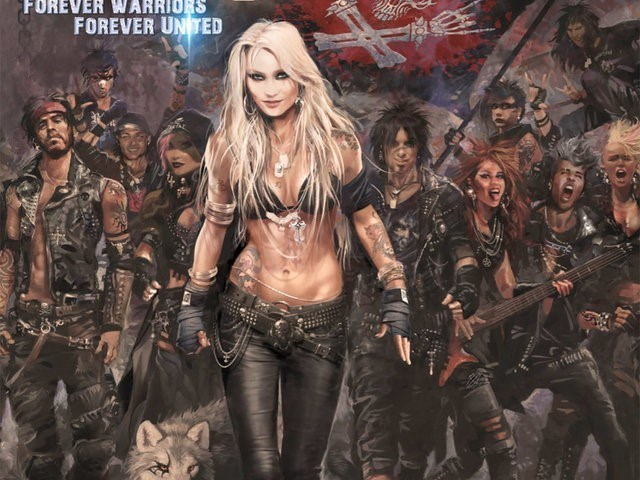 "Doro Unveils Title For Her New Album ""Forever Warriors, Forever United"""