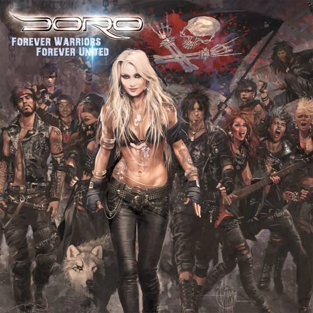"Doro Unveils Title For Her New Album ""Forever Warriors, Forever United"""