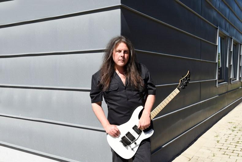 Symphony X's Guitar Maestro Michael Romeo Discusses His New Solo Album