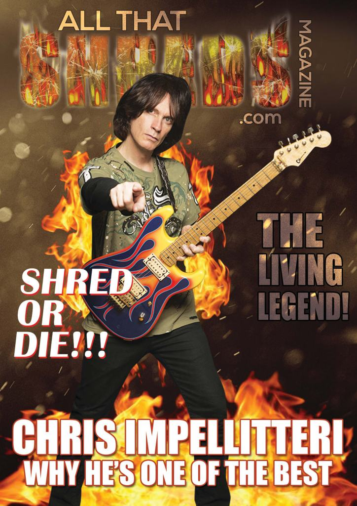 Why Is Chris Impellitteri Mostly Ignored By Guitar Magazines?