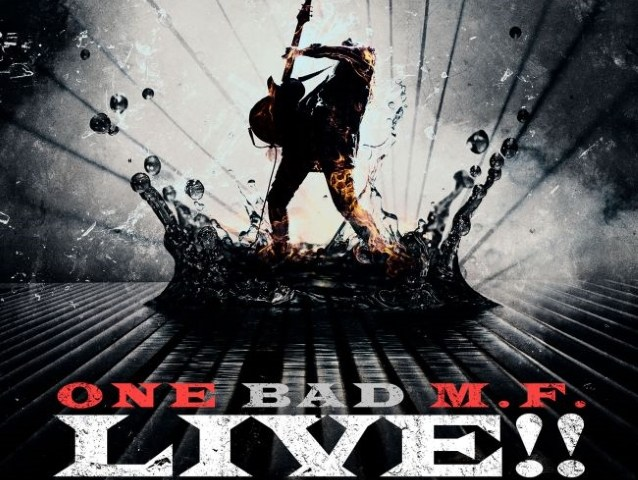Marty Friedman To Release 'One Bad M.F. Live!!' In October