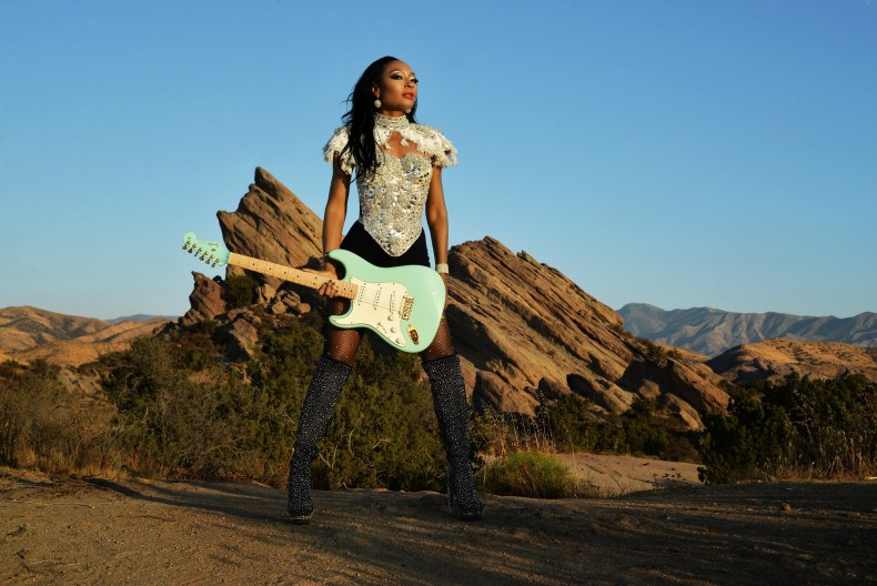 Guitarist Malina Moye Discusses Her Career And Latest EP