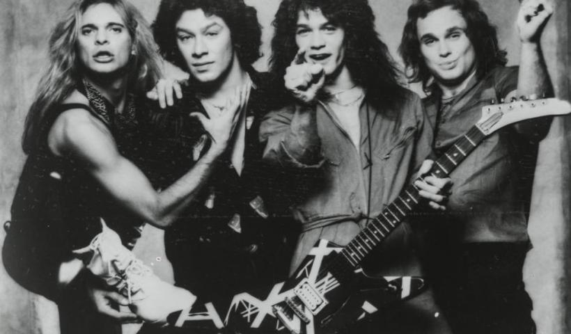 Van Halen Rumored To Be Touring With Original Lineup In 2019
