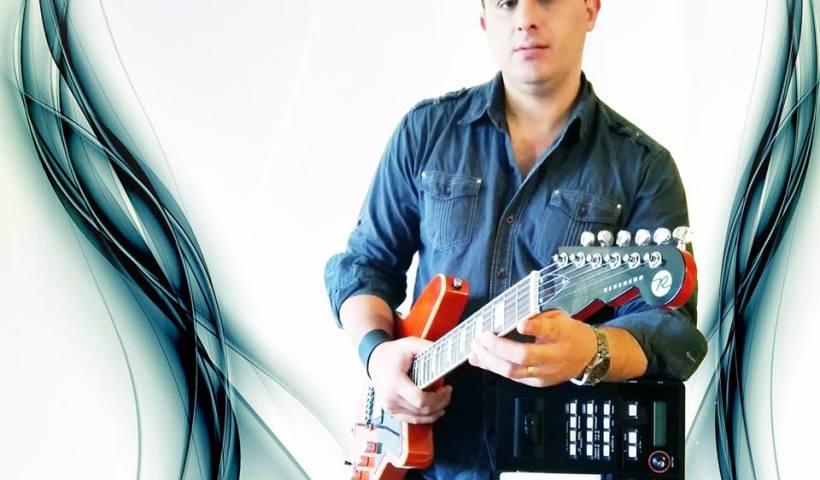 "Guitarist Nicolas Waldo Releases ""Vital Elements"""