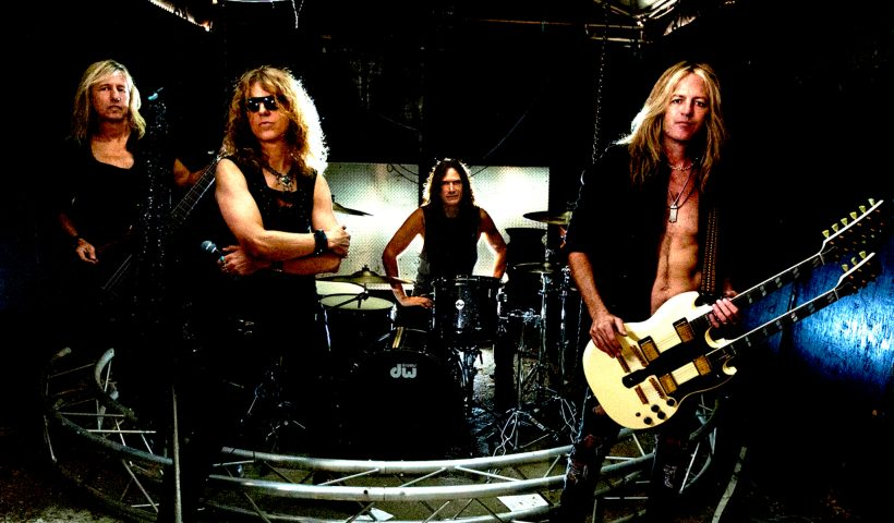 "Burning Rain Featuring Doug Aldrich Release New Video For ""If It's Love"""