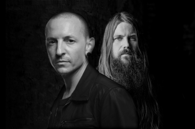 "Lamb Of God's Mark Morton Releases Video For ""Cross Off"" Featuring Chester Bennington"