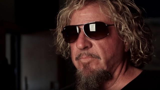 Sammy Hager Looks Back On Van Halen's 5150 Album