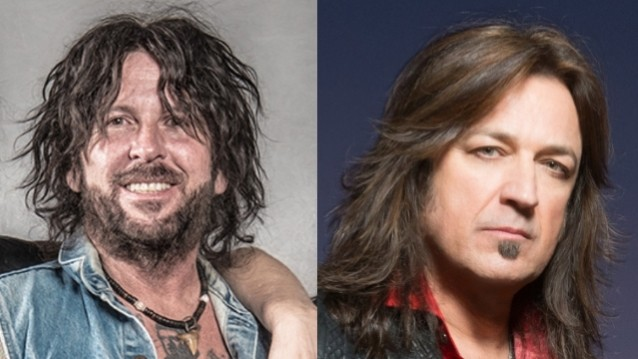 Tracii Guns And Michael Sweet Join Forces In New 'Metal' Project SUNBOMB