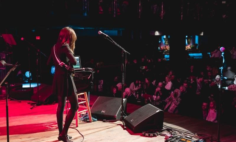 Sarah Longfield Announces May US Tour With Felix Martin