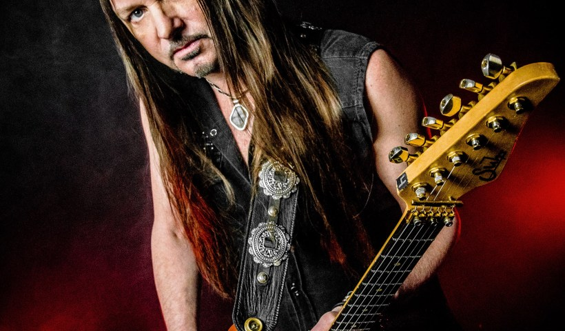 "Reb Beach Discusses The New Whitesnake Album ""Flesh And Blood"""