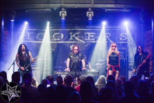 Hookers & Blow Sign With Golden Robot Records