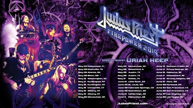 Judas Priest Kicks Off North American Tour With Never Performed Songs