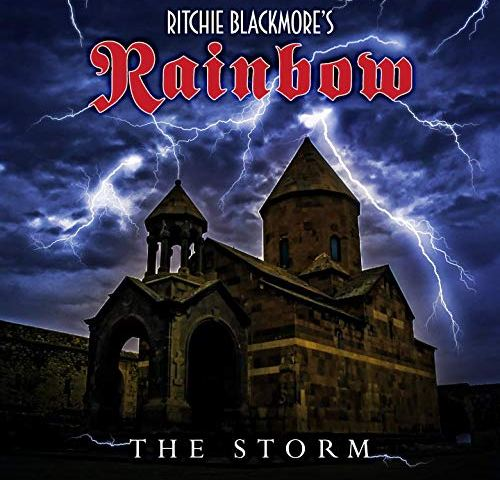 Ritchie Blackmore's Rainbow Releases 'The Storm' Single (Audio)