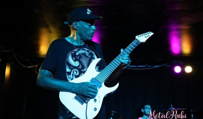 Tony MacAlpine Shredded The Webster Theater In Hartford On 6/16