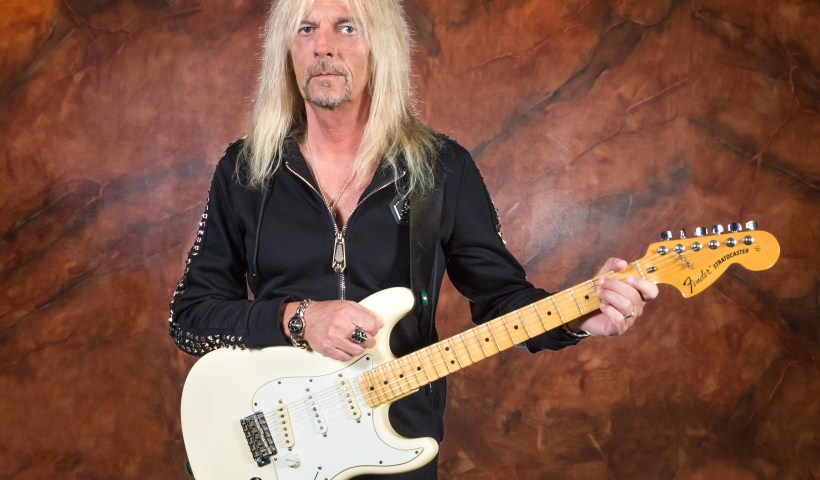 "Axel Rudi Pell: ""F**k You, I'm Not The German Yngwie"""