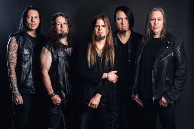 "Queensryche Releases Lyric Video For ""Bent"""
