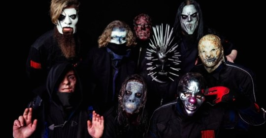 """Slipknot Releases New Video For """"Solway Firth"""""""