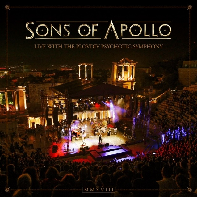 Sons Of Apollo Launch Live Clip For 'Just Let Me Breathe'