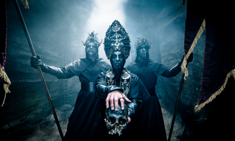"Behemoth Releases Video For ""Sabbath Mater"" Ahead Of Slipknot Tour"