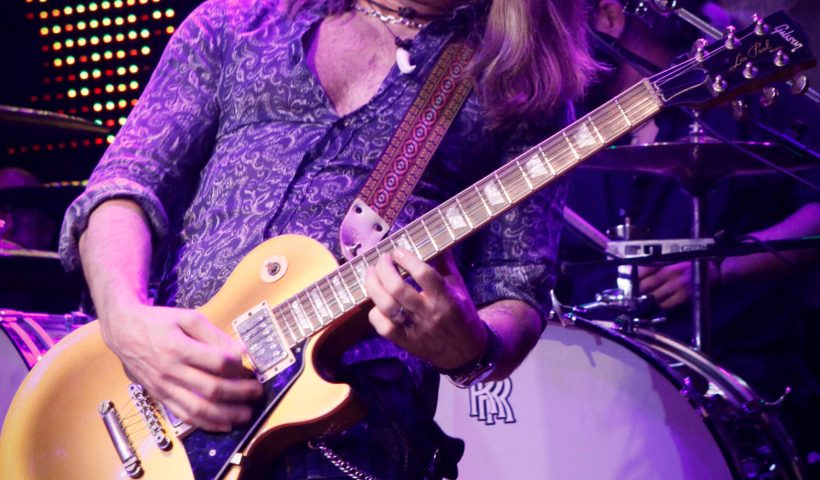 "Doug Aldrich: ""I'm Excited To Be Working With Glenn Hughes Again"""
