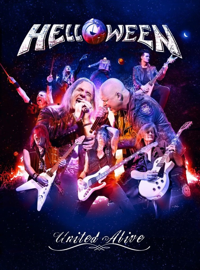 """Helloween Releases Live Single/Video For """"Pumpkins United"""""""