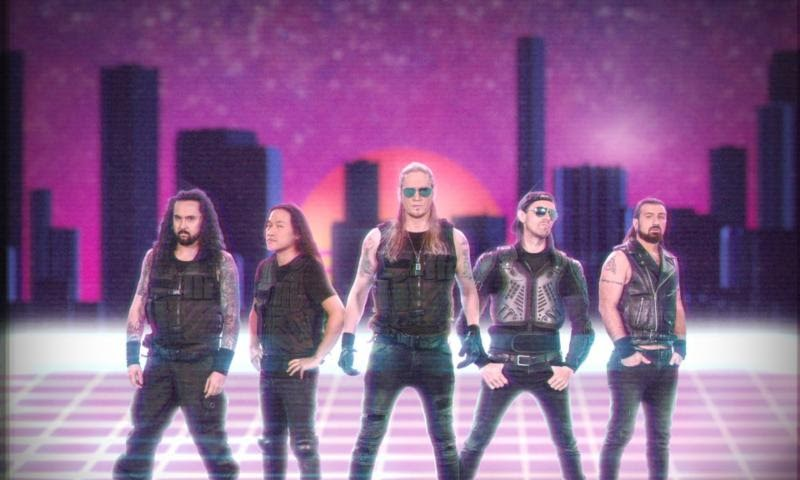 "DragonForce Launches Video For New Single, ""Heart Demolition""; Announces New Bass Player, Steve Terreberry"
