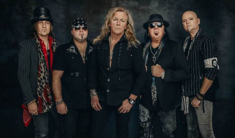 "Pretty Maids Release Video For ""Serpentine,"" Announce New Album"