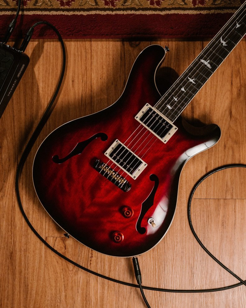PRS Guitars Advances SE Series With Significant Model Additions