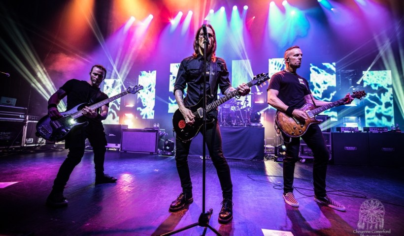 "Alter Bridge Knocks It Out Of The Park Again With ""Walk The Sky"""