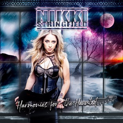 "Nikki Stringfield Releases ""Harmonies For The Haunted"" EP"