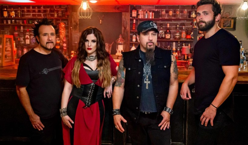 Her Chariot Awaits Featuring Guitarist Mike Orlando Signs With Frontiers Records