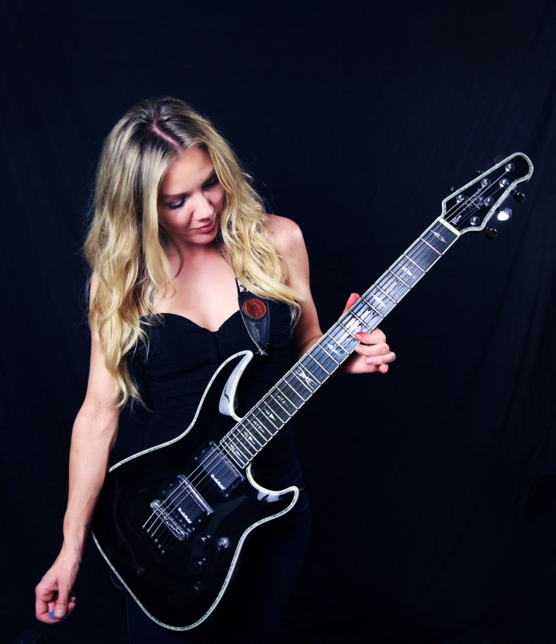Guitarist Spotlight: Until The Storm's Stacy Mccullar