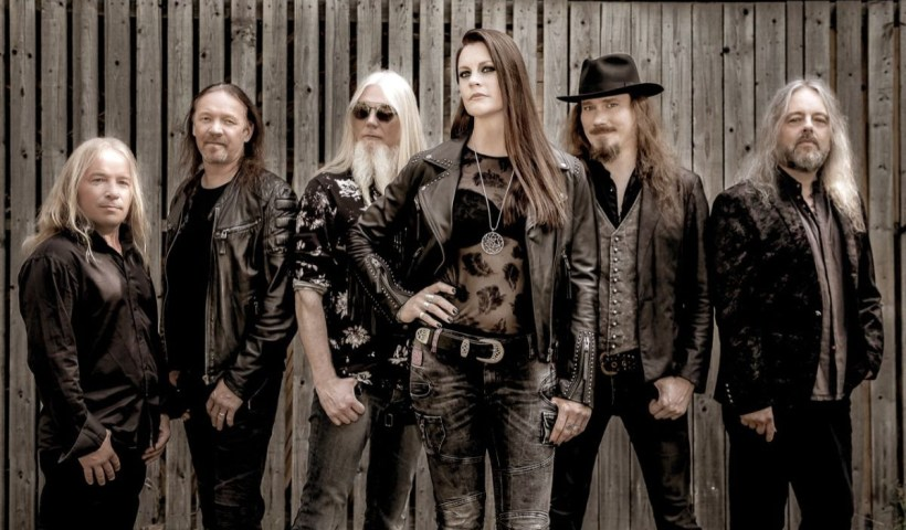 "Nightwish Release Live Video & Single ""Devil And The Deep Dark Ocean"""