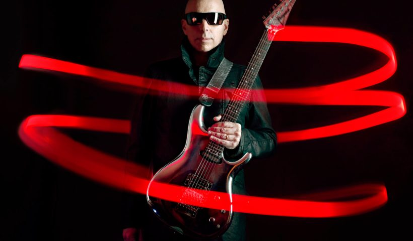 "Joe Satriani Set To Release ""Shapeshifting"" Record This Spring"