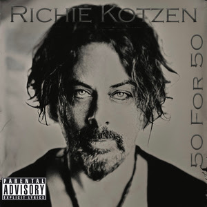 Richie Kotzen Discusses The Creative Direction With His Latest Album 50 For 50