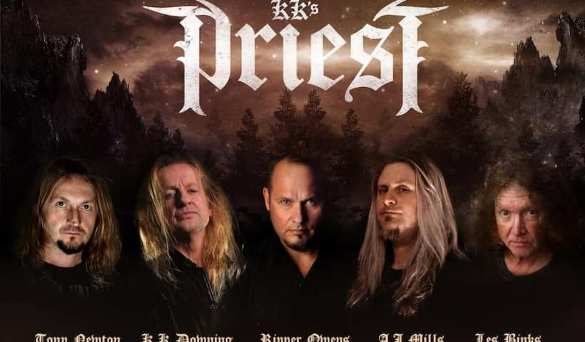 "K.K. Downing Joins Forces With Tim Ripper Owens & Les Binks To Form ""KK's Priest"""