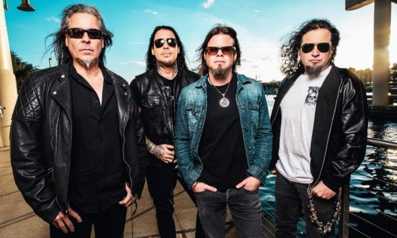 """Queensryche Release Lyric Video For """"Portrait"""""""